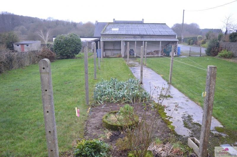 Vente maison / villa Plouedern 140400€ - Photo 9