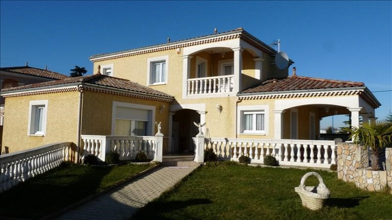Vente maison / villa Bourg les valence 455000€ - Photo 1