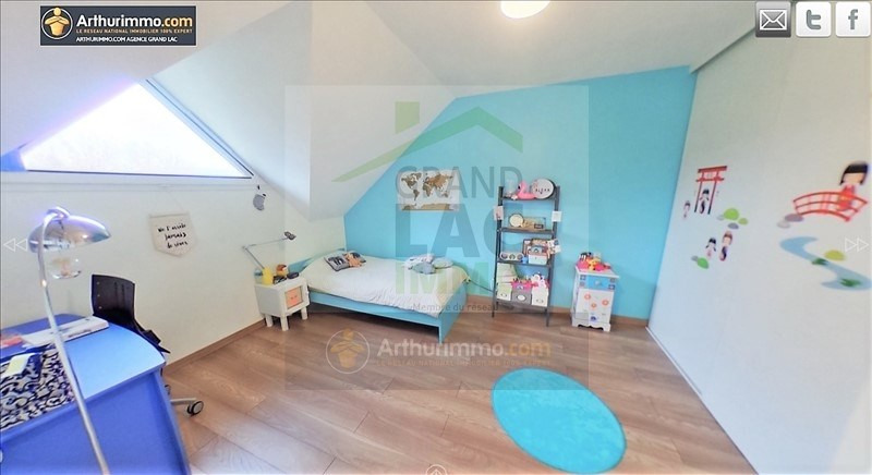 Vente appartement Drumettaz clarafond 335 000€ - Photo 5