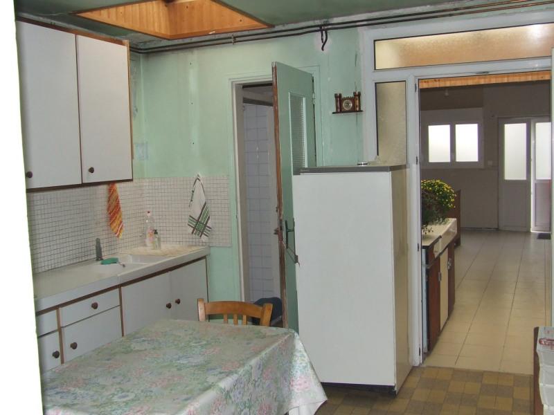 Vente maison / villa Saint leger du bourg denis 110000€ - Photo 8
