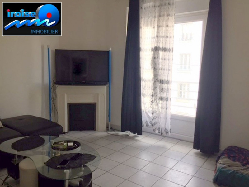 Investment property apartment Brest 91300€ - Picture 1