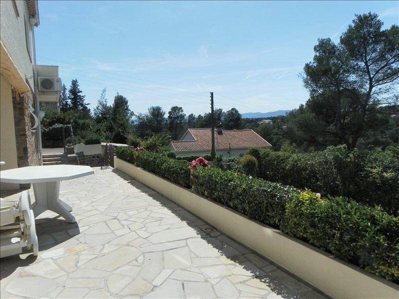 Vente de prestige maison / villa Boulouris 940 000€ - Photo 2