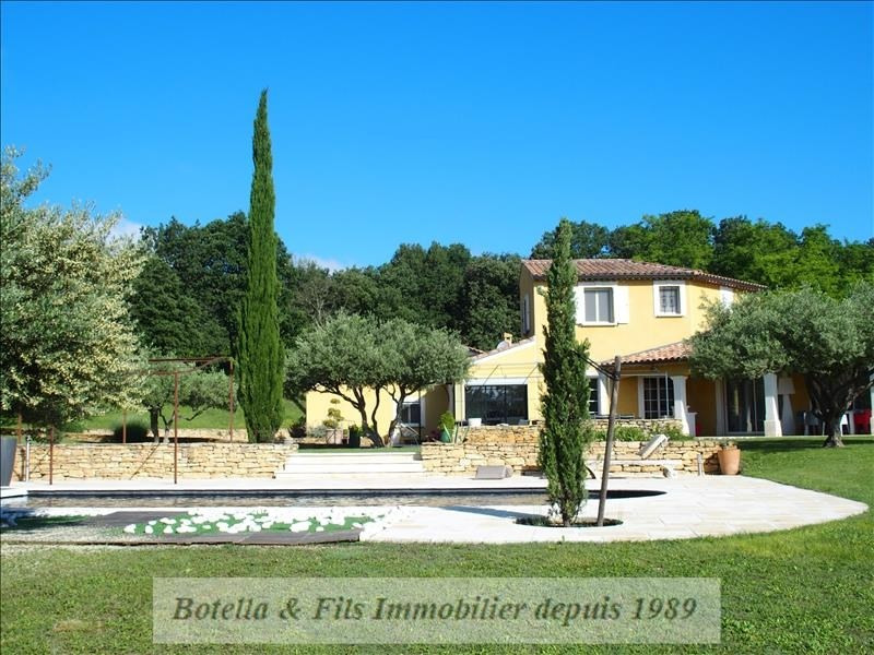 Deluxe sale house / villa Uzes 789500€ - Picture 5