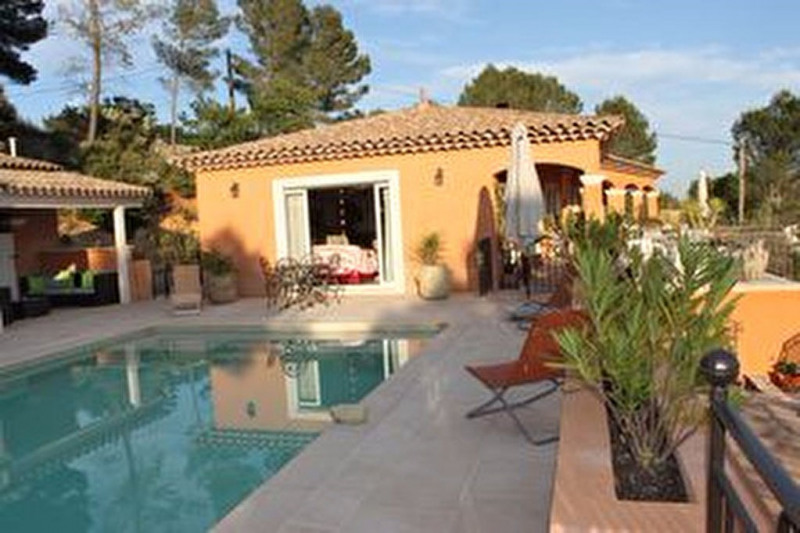Deluxe sale house / villa Flayosc 850000€ - Picture 1