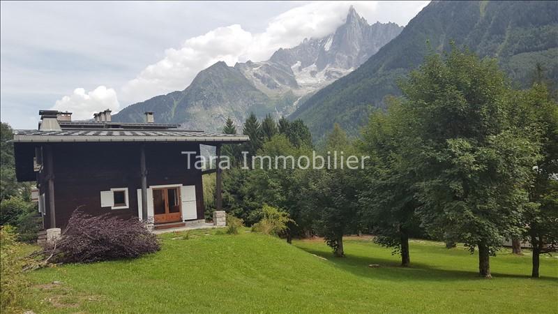 Vente de prestige maison / villa Chamonix mont blanc 2396000€ - Photo 1