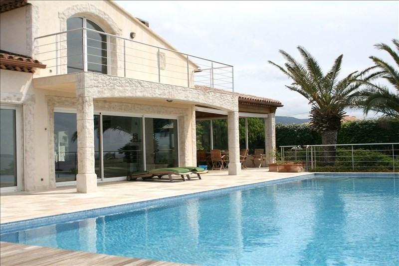 Vente de prestige maison / villa Le lavandou 2600000€ - Photo 2