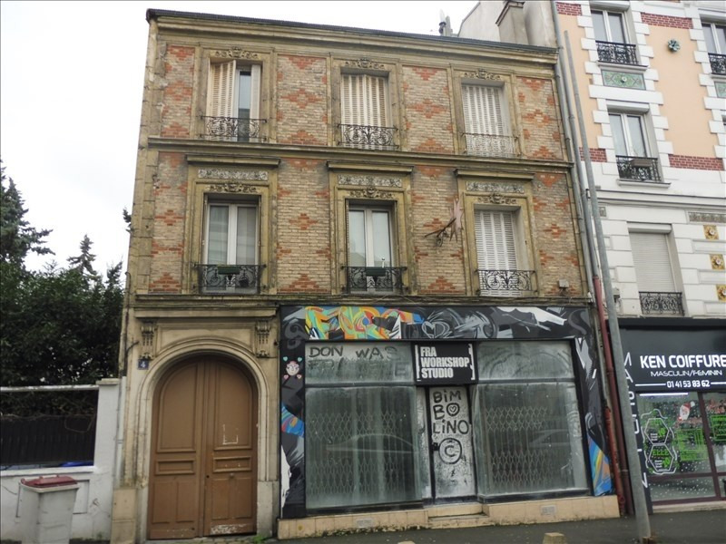 Vente local commercial Le raincy 264 000€ - Photo 1