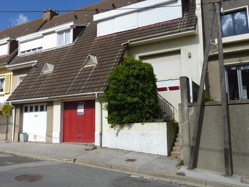 Vente maison / villa Wimereux 283 500€ - Photo 1