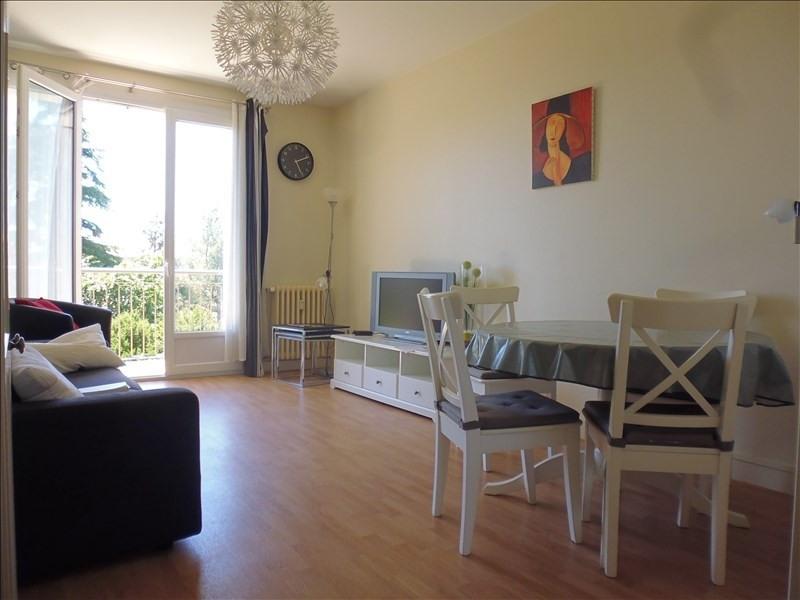 Vente appartement Poitiers 110000€ -  1