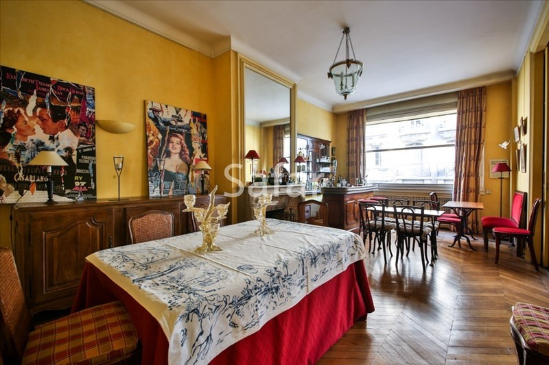 Vente de prestige appartement Paris 16ème 2 190 000€ - Photo 5