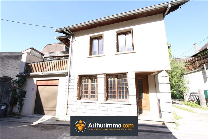 Vente maison / villa Lagnieu 163000€ - Photo 9