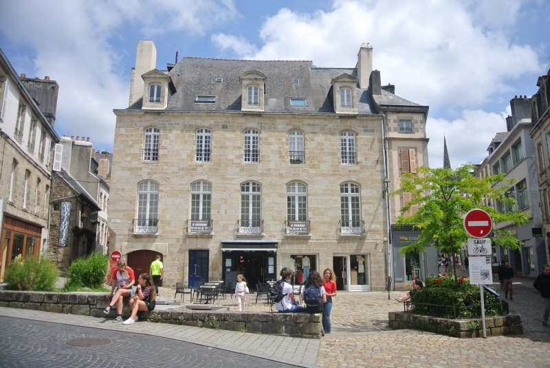 Sale apartment Quimper 530000€ - Picture 1