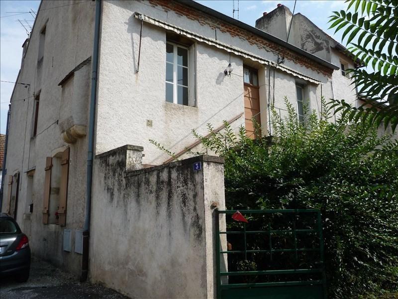 Produit d'investissement immeuble Seurre 140000€ - Photo 1