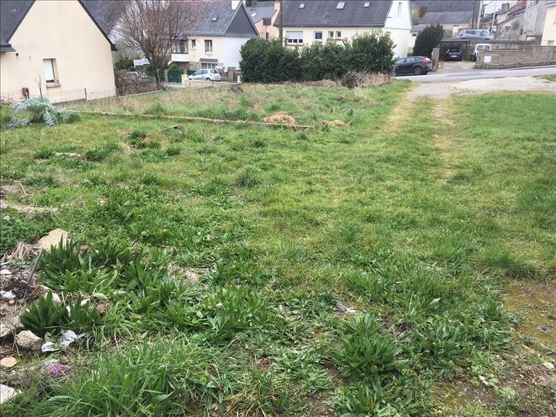 Vente terrain Quimperle 65950€ - Photo 1
