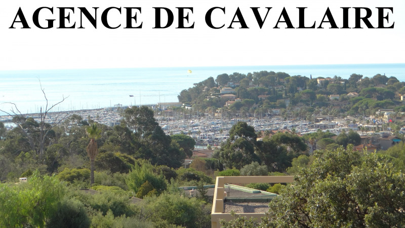 Sale apartment Cavalaire 315 000€ - Picture 1