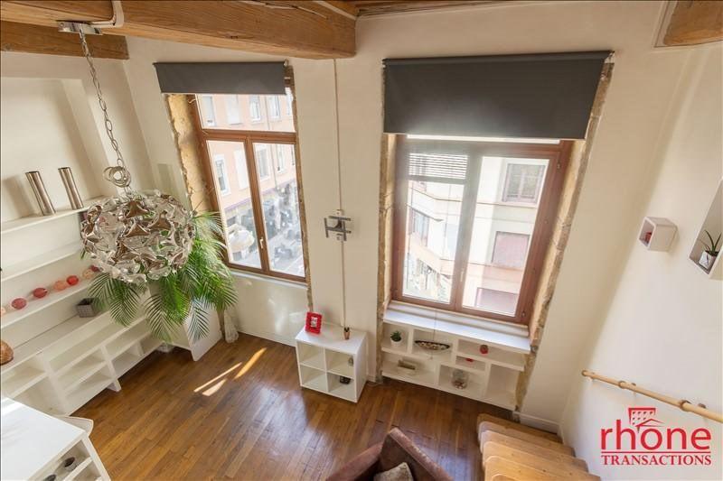 Vente appartement Lyon 4ème 281000€ - Photo 5