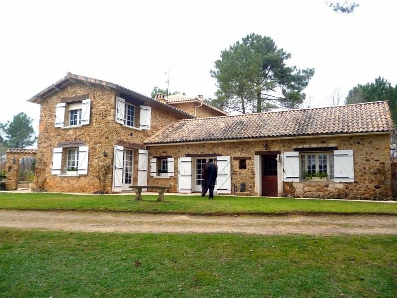 Vente maison / villa Bergerac 470000€ - Photo 1