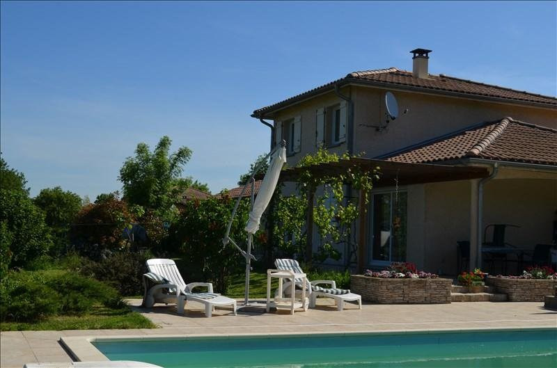 Sale house / villa Montseveroux 343000€ - Picture 2