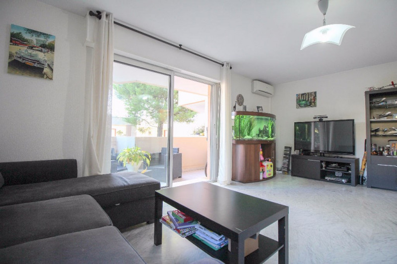 Vente appartement Nice 329 000€ - Photo 1