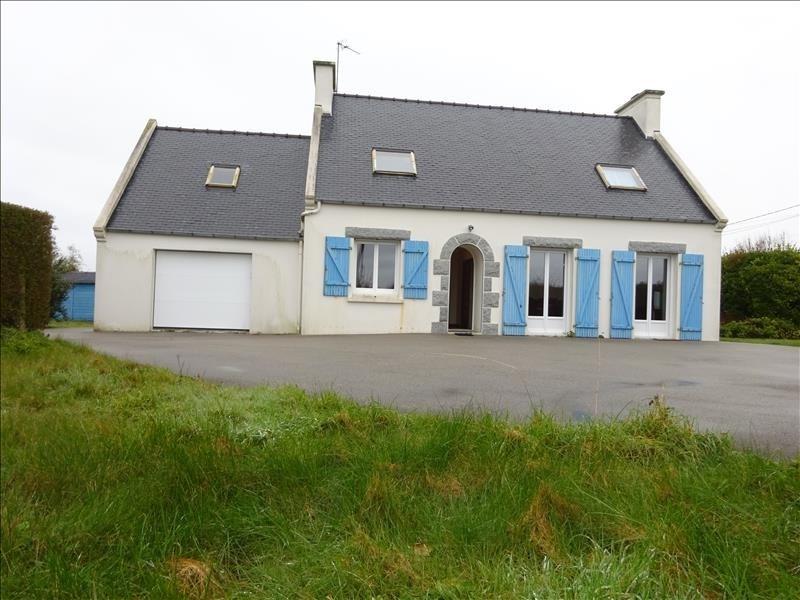 Sale house / villa Saint pabu 181500€ - Picture 2
