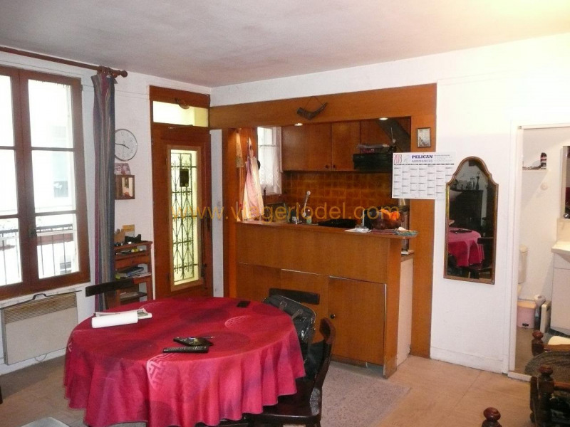 Life annuity apartment Paris 11ème 75 000€ - Picture 1