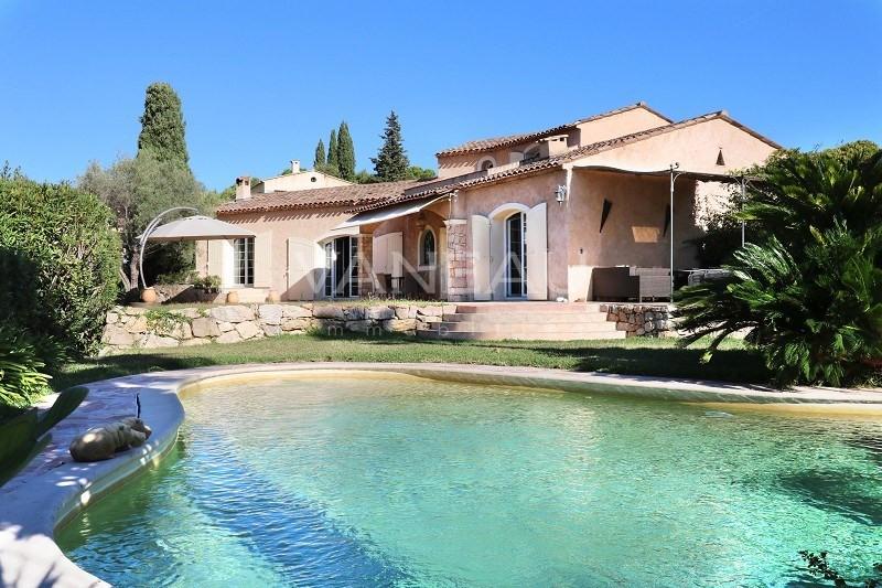 Vente de prestige maison / villa Juan-les-pins 1690000€ - Photo 1