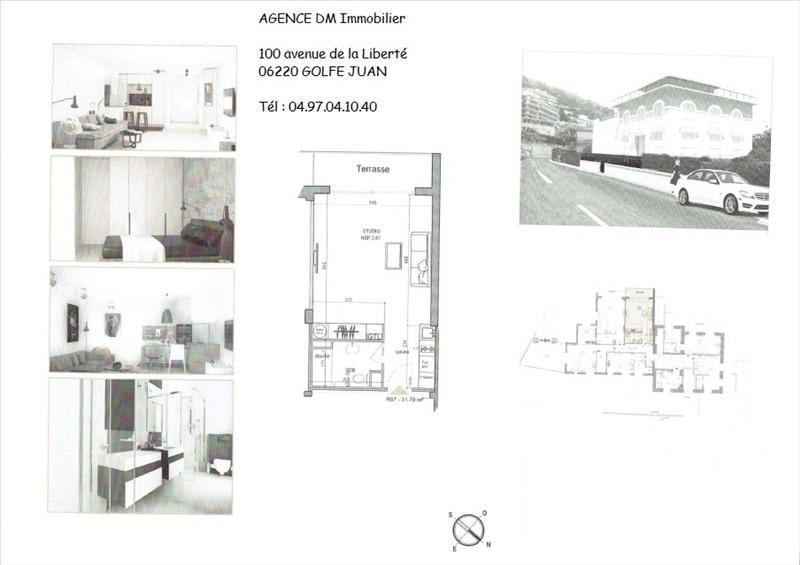 Produit d'investissement appartement Nice 200 000€ - Photo 1