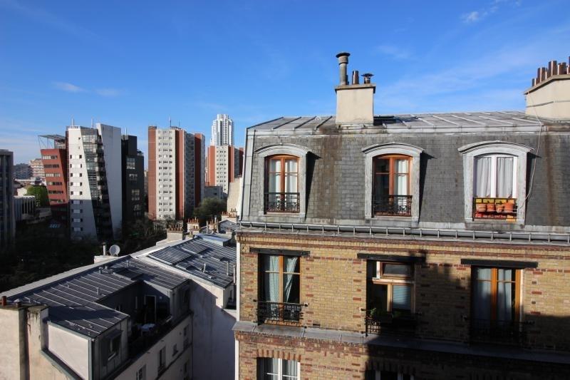 Sale apartment Paris 19ème 215000€ - Picture 2