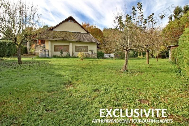 Sale house / villa Les abrets 225000€ - Picture 9