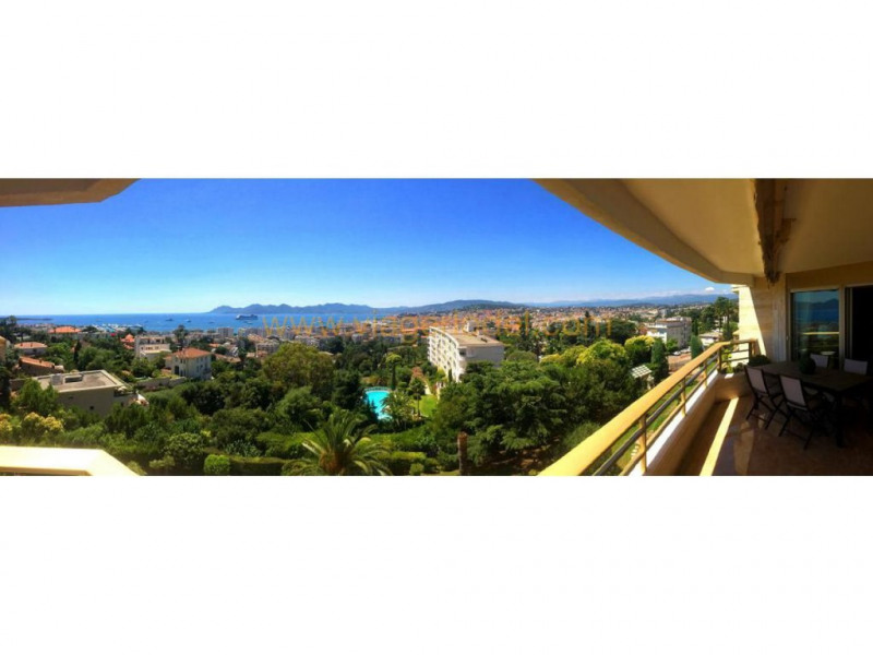 Viager appartement Cannes 210 000€ - Photo 1