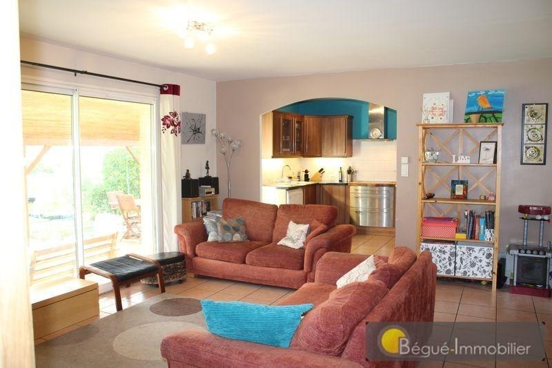 Sale house / villa Mondonville 299500€ - Picture 2