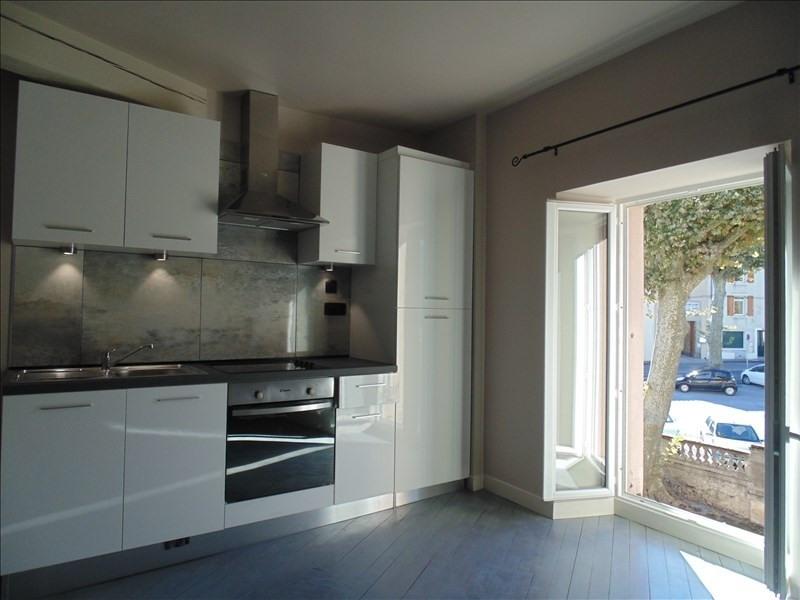 Rental apartment Mazamet 550€ CC - Picture 1