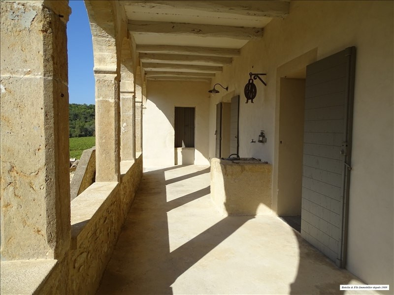 Deluxe sale house / villa Uzes 2 195 000€ - Picture 12