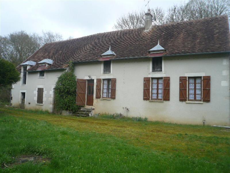 Vente maison / villa Sancerre 119000€ - Photo 1