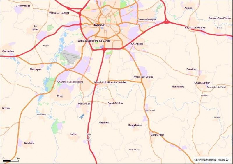 Location Local d'activités / Entrepôt Laillé 0