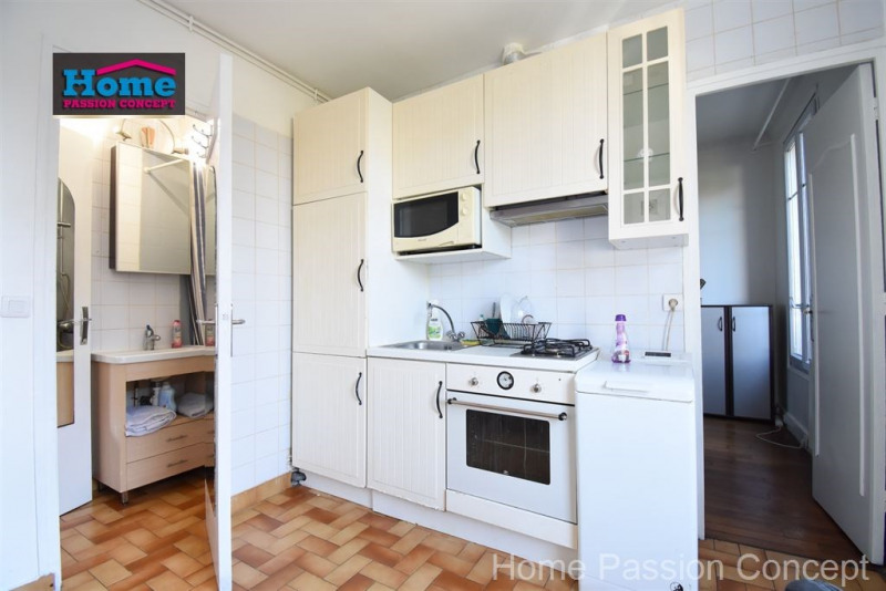 Vente appartement Asnieres sur seine 147 000€ - Photo 1