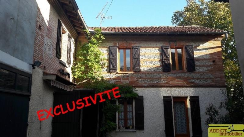 Vente maison / villa Secteur garidech 211000€ - Photo 1