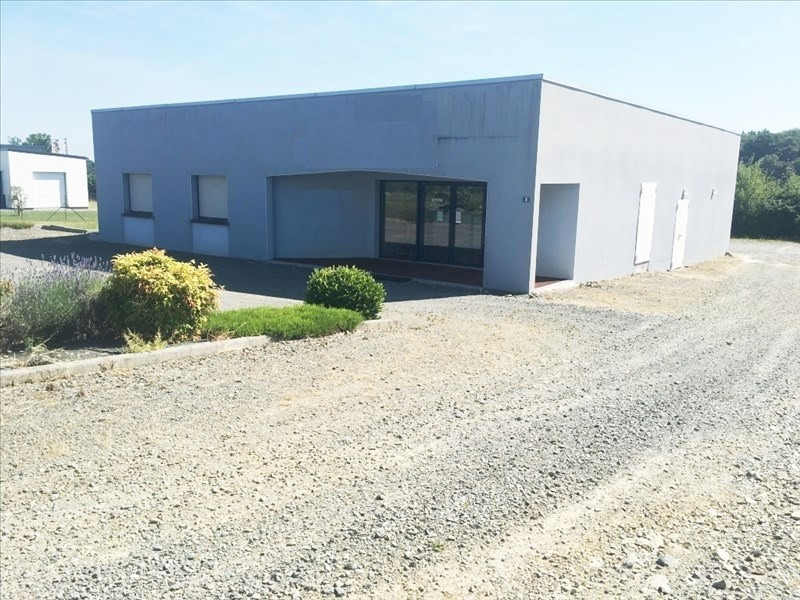 Vente local commercial Fougeres 230560€ - Photo 1