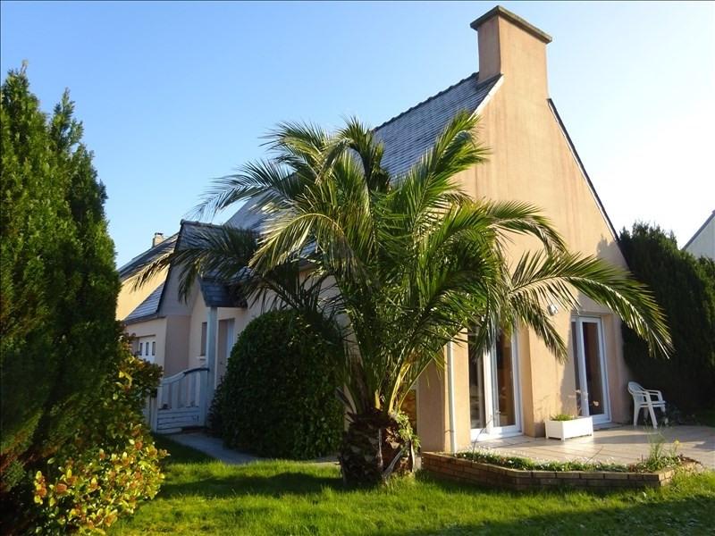 Vente maison / villa Bourg blanc 220000€ - Photo 1