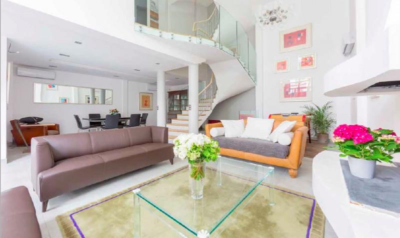 Rental house / villa Neuilly-sur-seine 10000€ CC - Picture 2