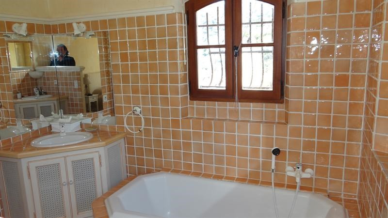 Vacation rental house / villa Cavalaire sur mer 1000€ - Picture 24