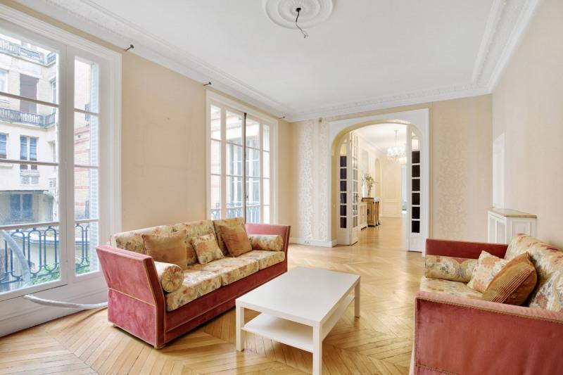 Revenda residencial de prestígio apartamento Paris 16ème 3900000€ - Fotografia 5