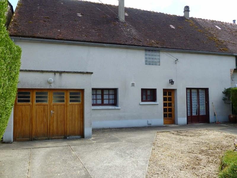 Sale house / villa Neuvy sautour 86000€ - Picture 1