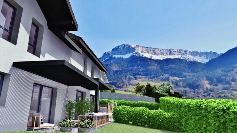 Vente maison / villa Villaz 385000€ - Photo 1