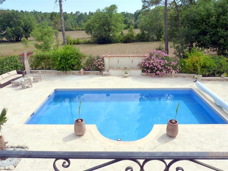 Revenda residencial de prestígio casa Montauroux 949000€ - Fotografia 46