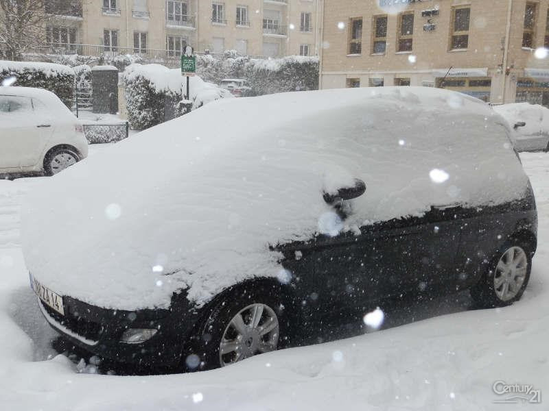 Verkoop  parkeergelegenheid Caen 4400€ - Foto 1