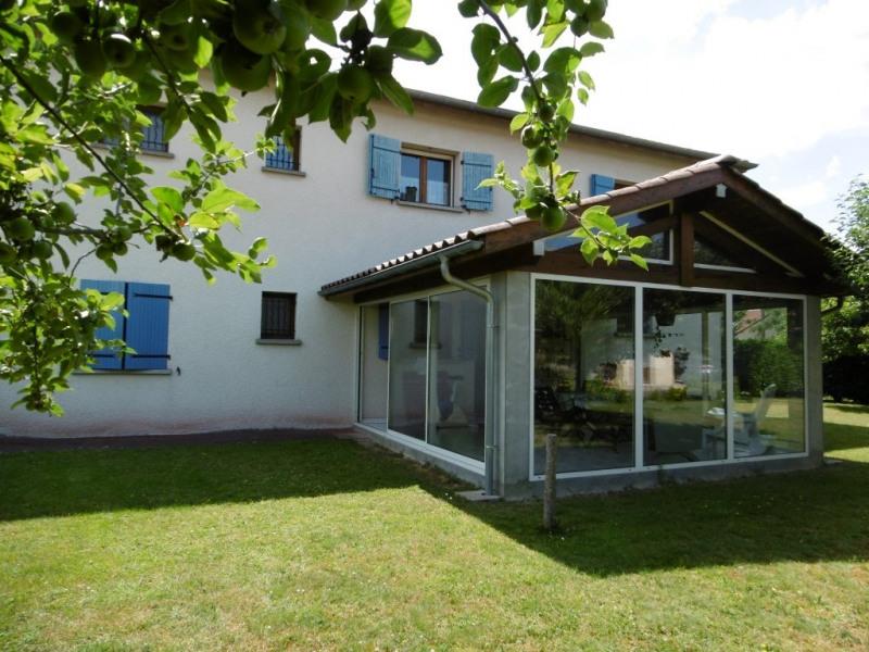 Vente maison / villa Villars-les-dombes 345000€ - Photo 3