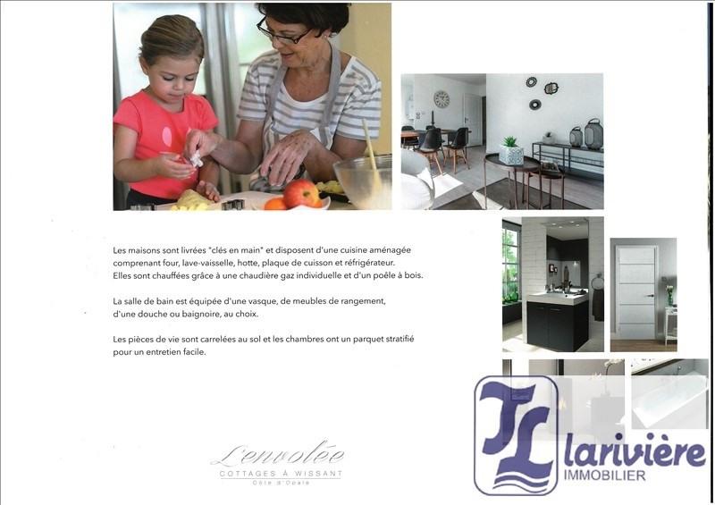 Vente maison / villa Wissant 227000€ - Photo 2