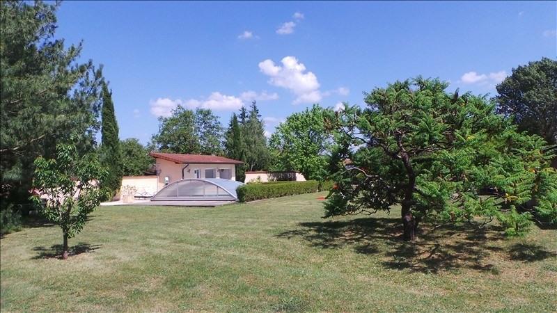 Vente maison / villa St maurice de gourdans 365000€ - Photo 4