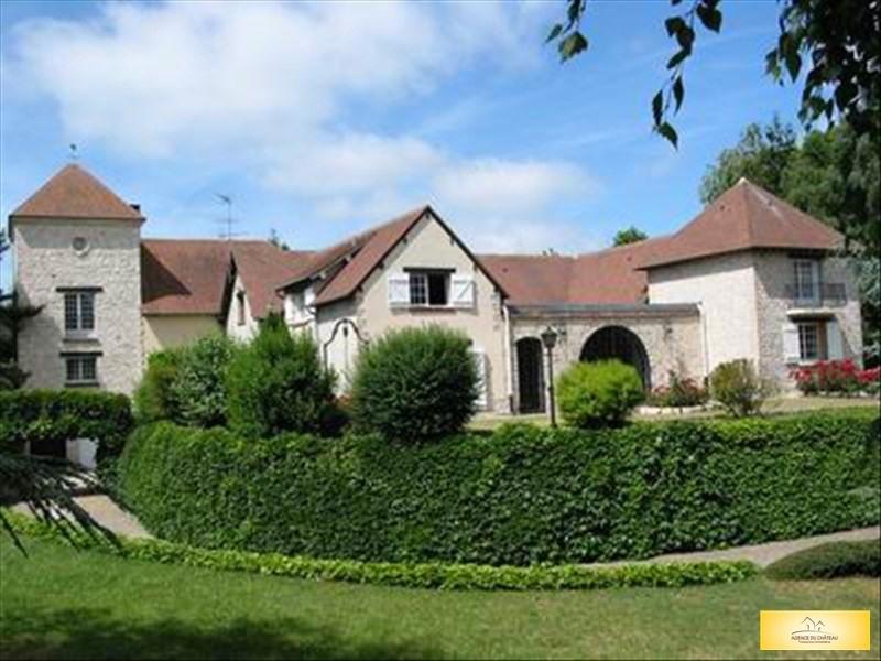 Venta de prestigio  casa Fontenay mauvoisin 1190000€ - Fotografía 1